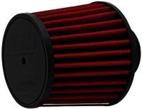 "AEM AIR FILTER; 2.75"" X 5"" DRYFLOW- W/HOLE"