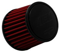 "AEM AIR FILTER; 2.75"" X 5"" DRYFLOW"