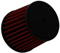 "AEM AIR FILTER; 3"" X 5"" DRYFLOW- W/HOLE"