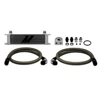 Mishimoto Universal Oil Cooler Kit, 10 Row