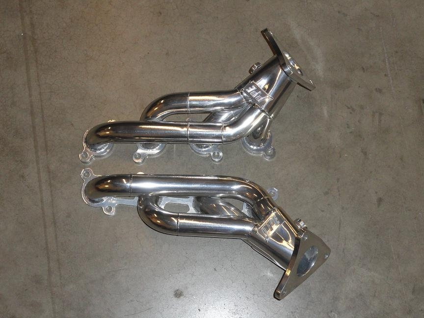 PPE engineering Lexus GS430/SC430 headers - Polished Ceramic Coa
