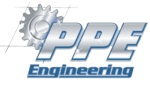 PPE engineering 370Z 2009+ long tube race headers - Polished Cer
