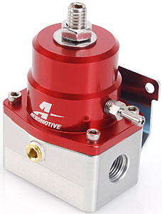 Aeromotive A1000-6 Injected Bypass Regulator, Adjustable, EFI, (