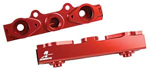 Aeromotive 04-06 2.5L Side Feed Injector Subaru STI Rails