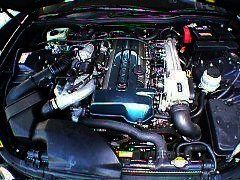 Toyota 2JZ-GTE engine : Suprasport nl