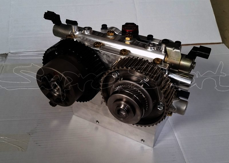 SupraSport nl 2JZ cylinder head • Suprasport nl